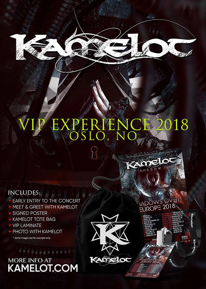 Kamelot vip experience upgrade 2018 oslo no official kamelot kamelot vip experience upgrade 2018 oslo no m4hsunfo